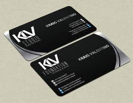 #192 for Design some Business Cards for KLV Studio by smshahinhossen