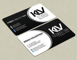 #193 untuk Design some Business Cards for KLV Studio oleh smshahinhossen