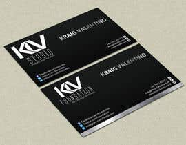 #195 cho Design some Business Cards for KLV Studio bởi smshahinhossen