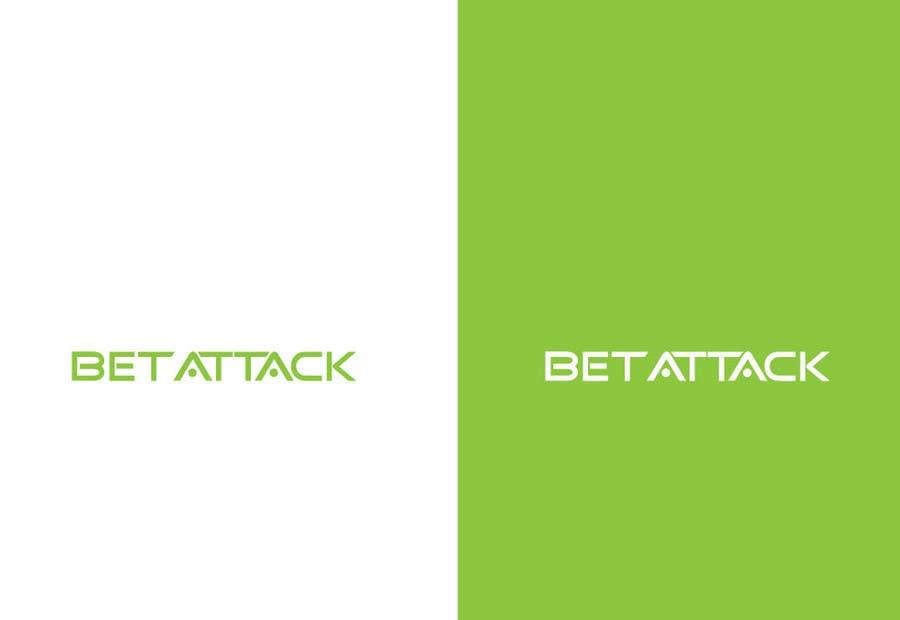 Konkurrenceindlæg #85 for Design a Logo for Bet Attack