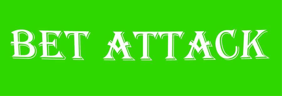 Konkurrenceindlæg #16 for Design a Logo for Bet Attack