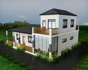 3D Animation Bài thi #18 cho Model a home and add new elements