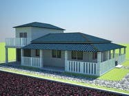 3D Rendering Bài thi #28 cho Model a home and add new elements