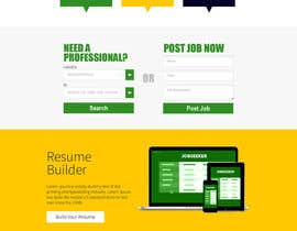 sabdulghani tarafından Design a Website Mockup for a Job Search Engine için no 53