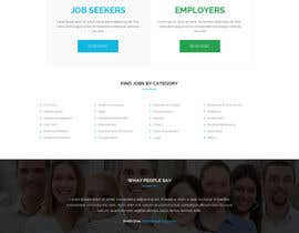 hdeziner92 tarafından Design a Website Mockup for a Job Search Engine için no 66