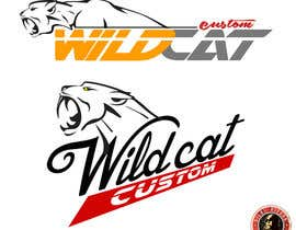 #43 for Design a Logo for Wild Cat Customs af KilaiRivera