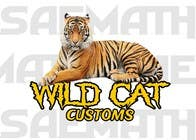 Graphic Design Kilpailutyö #83 kilpailuun Design a Logo for Wild Cat Customs