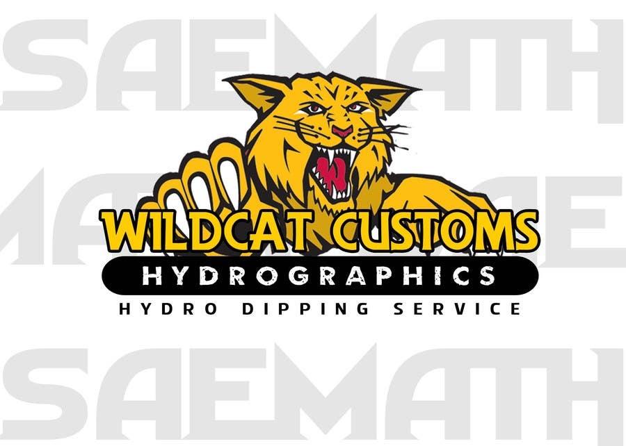 Kilpailutyö #95 kilpailussa Design a Logo for Wild Cat Customs