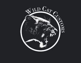 #89 for Design a Logo for Wild Cat Customs af MapleOnMarz