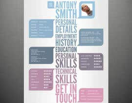 #9 for Premium Quality Resume Design (PSD) - I'LL SELECT MULTIPLE WINNERS! af thewolfmenrock