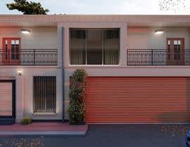 Nro 14 kilpailuun Modern House Exterior Design or  Facade/Frontage Design based on Vernacular Architecture käyttäjältä hossamshatat
