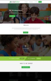 #14 cho Design a Website Mockup and a Logo for KinderRelief bởi kreativeminds