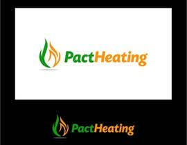#32 para Logo Design for Pact Heating por jummachangezi