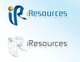azumi41 tarafından Logo Design for iResources Holdings Limited için no 257