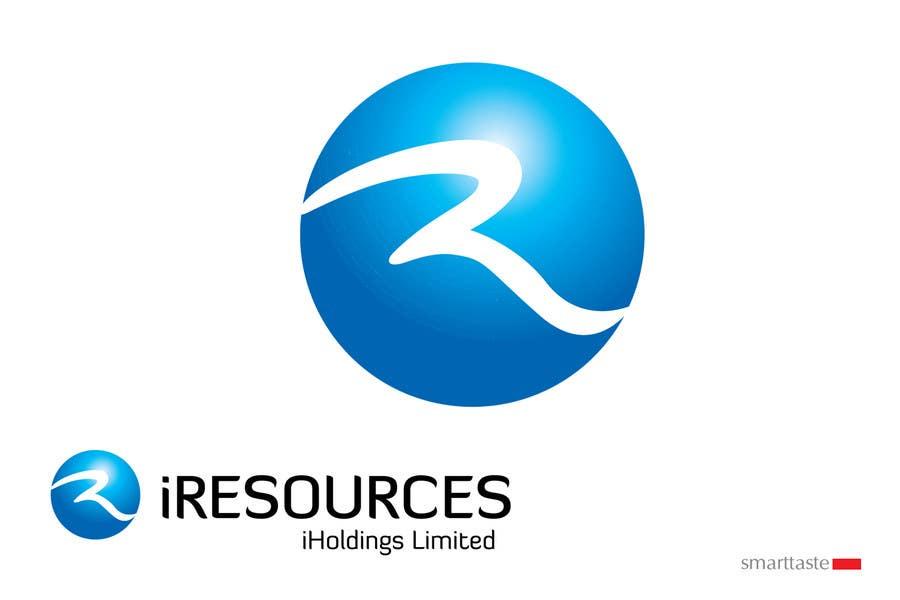 Inscrição nº 200 do Concurso para Logo Design for iResources Holdings Limited