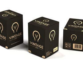#19 for Create Packaging Designs for light bulb boxes (need asap) by FreelancEVIP