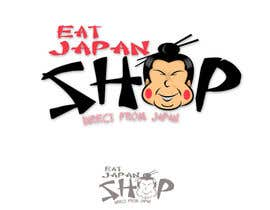#2 para Logo Design for Eat Japan Shop website por rogeliobello