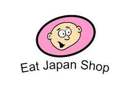 nº 12 pour Logo Design for Eat Japan Shop website par haarika