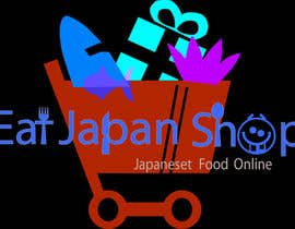 nº 24 pour Logo Design for Eat Japan Shop website par urffi