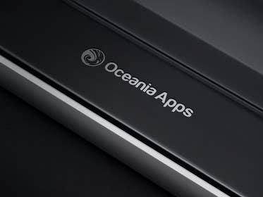 Nro 69 kilpailuun Design a Logo for Oceania Apps käyttäjältä SabaGraphica