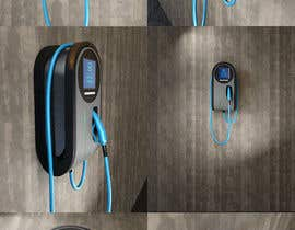 #46 para Design ideas for an electric car charger por BeregFILM