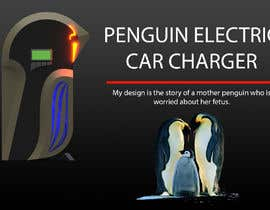 #44 para Design ideas for an electric car charger por kzahedinour