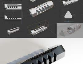 #45 cho Design 3 unique and effective muzzle brakes bởi BeregFILM