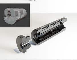 #55 cho Design 3 unique and effective muzzle brakes bởi BeregFILM