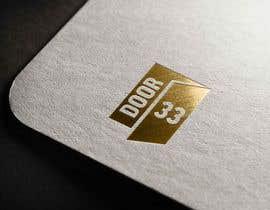 #68 for Make a logo:  Door 33 by abdulkadder32