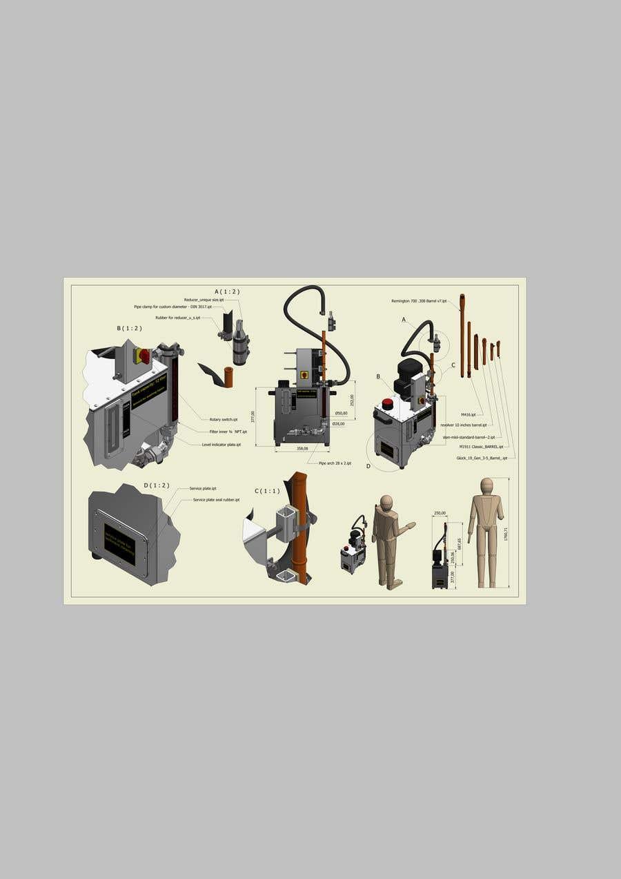 Konkurrenceindlæg #                                        16                                      for                                         Design a Gun Cleaning Pump
