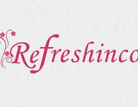 #66 para Logo Design for: ReFreshinco por karthikalohes