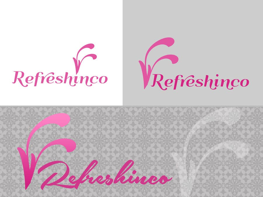 Bài tham dự cuộc thi #                                        48                                      cho                                         Logo Design for: ReFreshinco