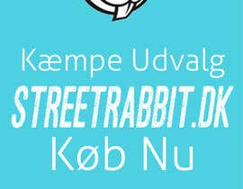 #42 for Design et Banner for streetrabbit.dk 4 by honestlytheo