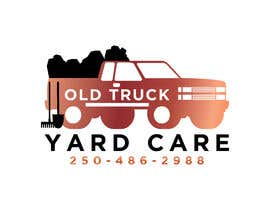 #73 for Old Truck Yard Care by BrilliantDesign8