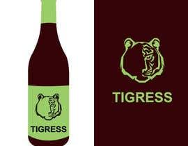 Nro 746 kilpailuun Tigress Wine Label Creation käyttäjältä shahinurislam9