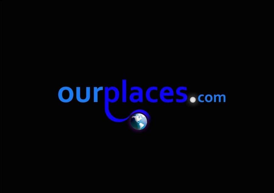 Penyertaan Peraduan #365 untuk Logo Customizing for Web startup. Ourplaces Inc.