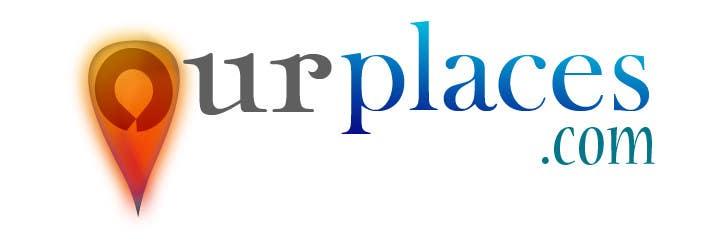 Penyertaan Peraduan #410 untuk Logo Customizing for Web startup. Ourplaces Inc.