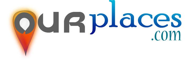 Penyertaan Peraduan #411 untuk Logo Customizing for Web startup. Ourplaces Inc.