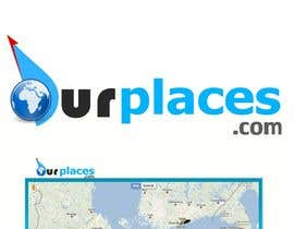 #261 untuk Logo Customizing for Web startup. Ourplaces Inc. oleh samir2536