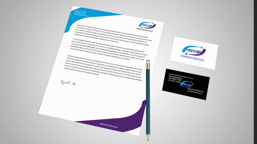 Contest Entry #6 for Design Letterhead and Business Card for a travel company