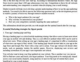 Nro 17 kilpailuun Marketing for Jigsaw puzzle käyttäjältä mehmoodfaisal61