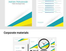 nº 39 pour Design of a full corporate identity of the company par NaeemGFX01