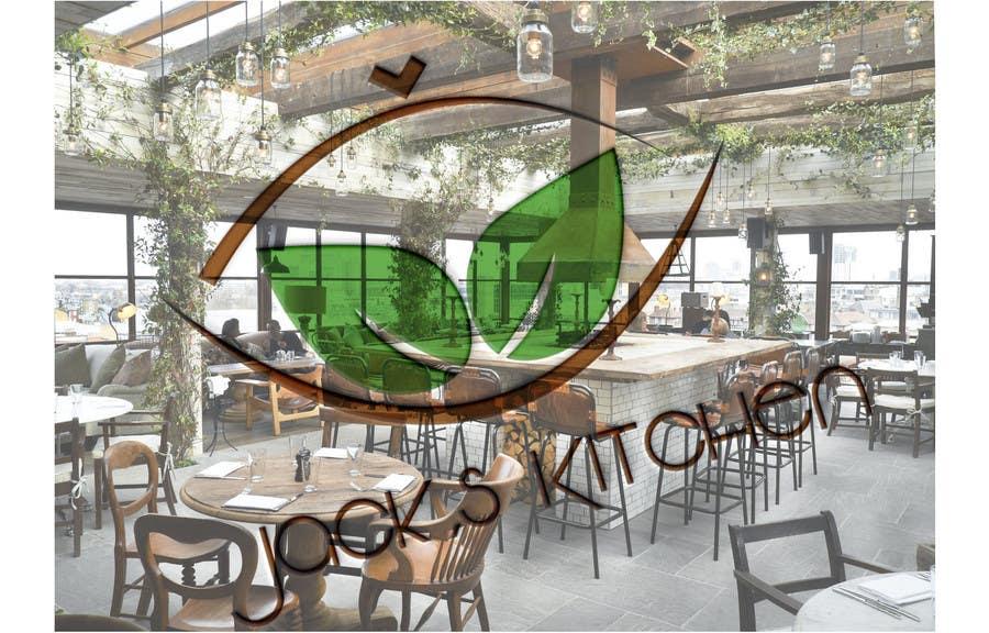 Konkurrenceindlæg #12 for Design a Logo for a bio-organic restaurant