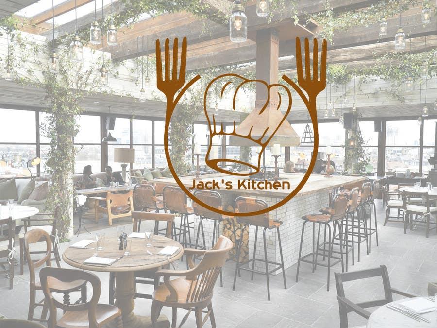Konkurrenceindlæg #5 for Design a Logo for a bio-organic restaurant