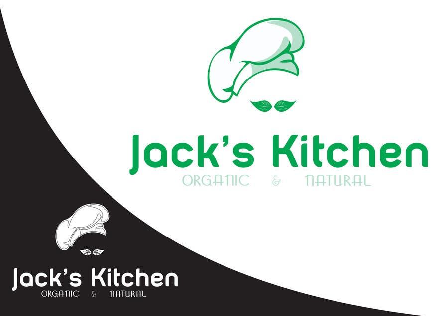 Konkurrenceindlæg #6 for Design a Logo for a bio-organic restaurant