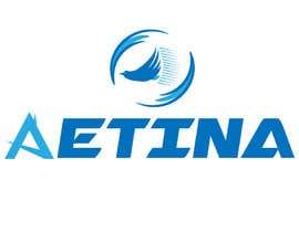 #19 para Σχεδιάστε ένα Λογότυπο for Aetina por georgeecstazy