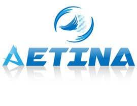 #26 untuk Σχεδιάστε ένα Λογότυπο for Aetina oleh georgeecstazy