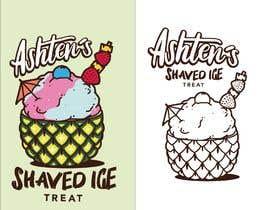#212 para Create a Fun Logo Design for a Shaved Ice Treat Business de EdgarxTrejo