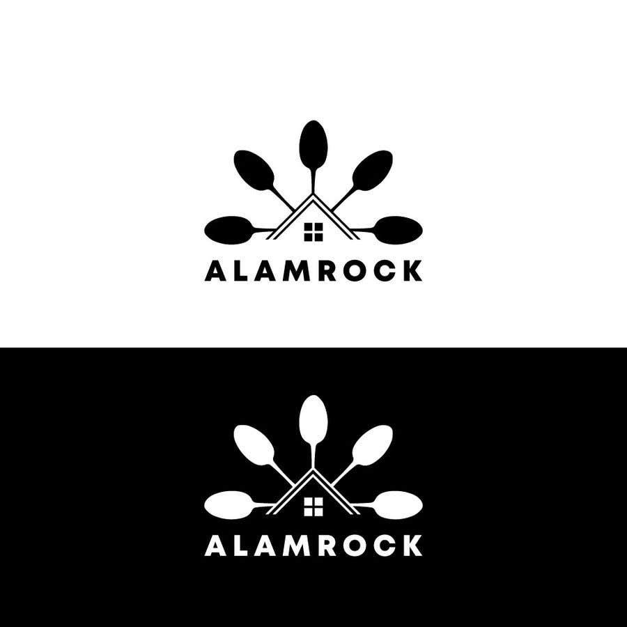 """Intrarea #                                        134                                      pentru concursul """"                                        Logo for my business - Alamrock                                     """""""