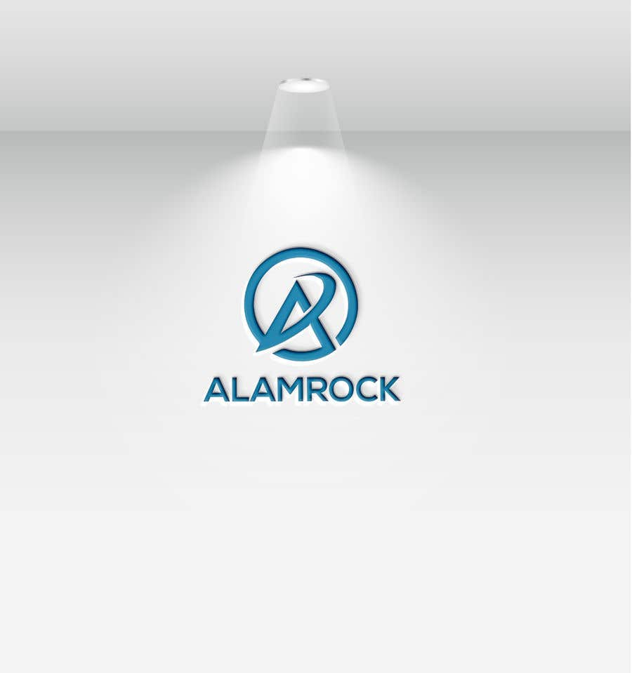 """Intrarea #                                        121                                      pentru concursul """"                                        Logo for my business - Alamrock                                     """""""